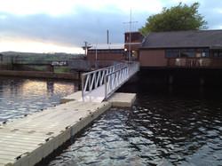 Bridge to Pontoon