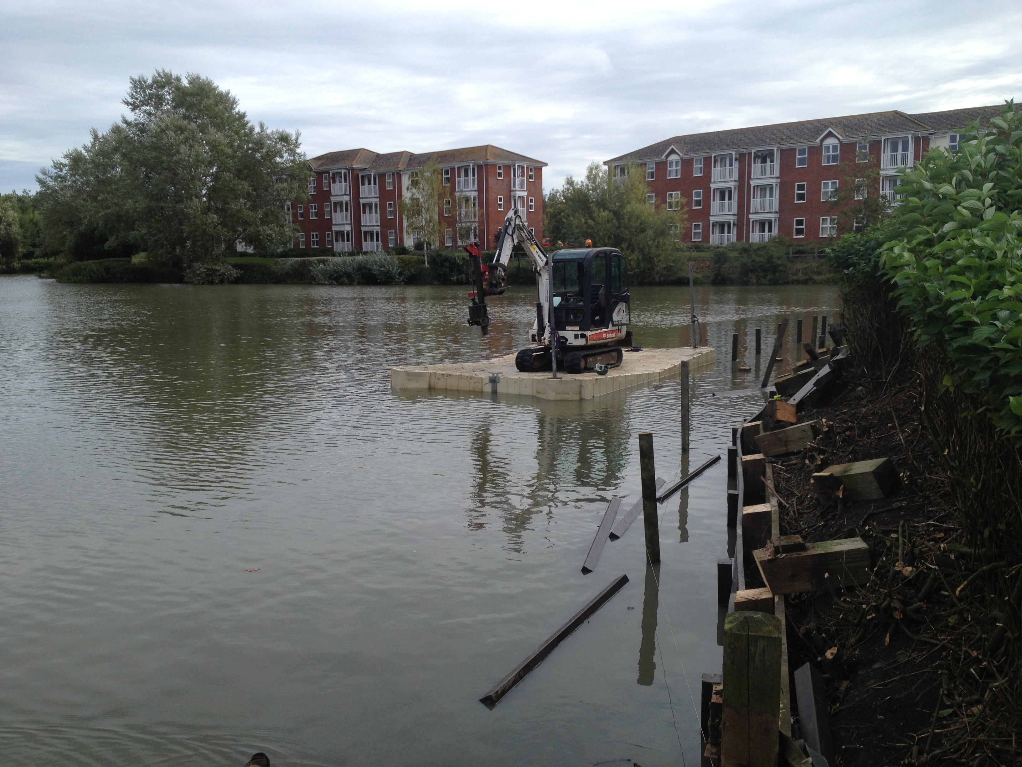 Modular Pontoon for Hire