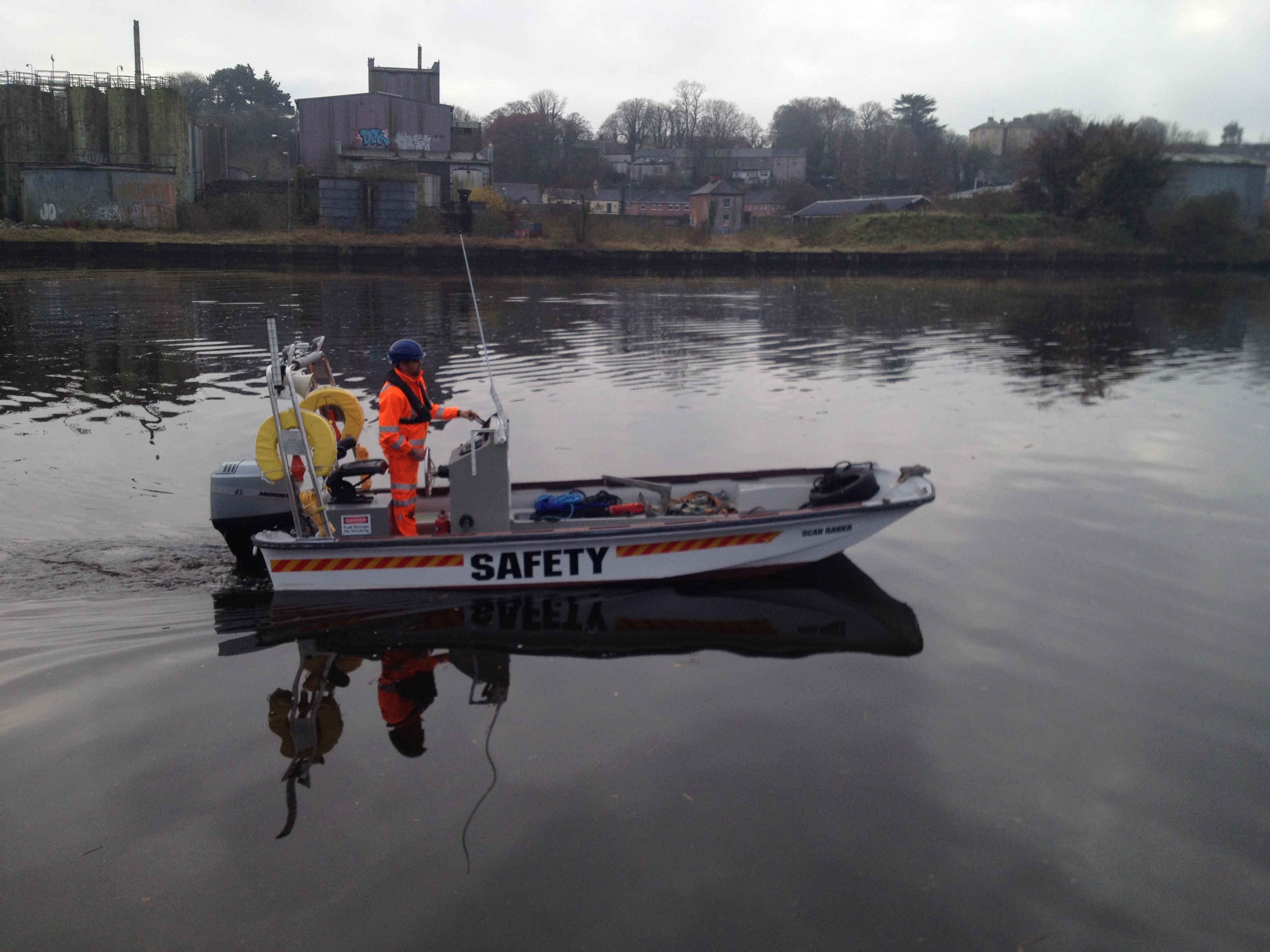 Safety Boat Hire