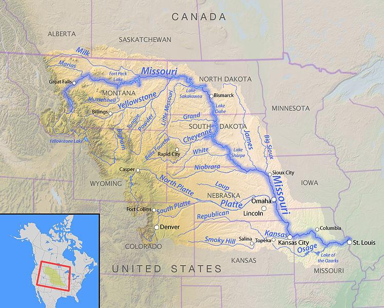 Missouri River Watershed
