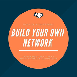 Kick starting your career in the music business : Top Tip no 4 : Build Your Network.