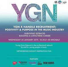 YGN EVENT JAN 2019