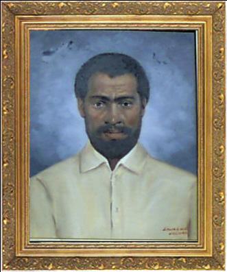 Nat Turner Portrait