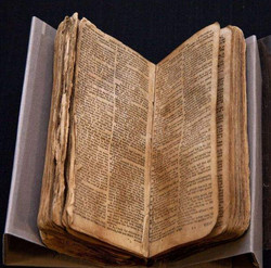 Nat Turner Bible