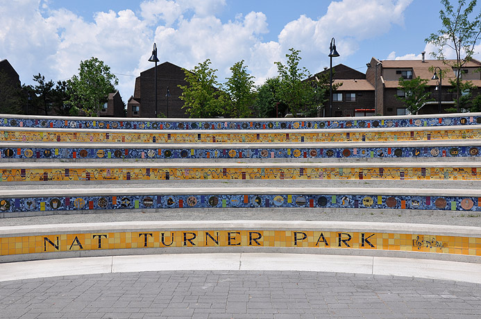 Nat Turner Park, Newark, NJ