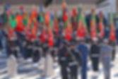Bandeiras Militares e Governamentais
