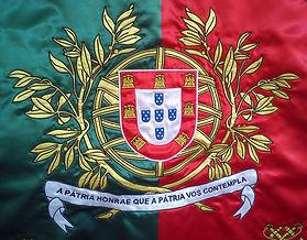 Bandeiras Bordadas
