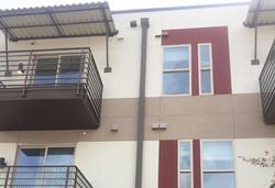 commercial building guttering, rain gutters, gutter systems business property, st cloud, kissimmee,