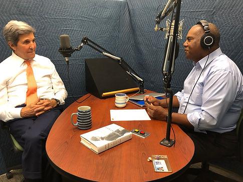 Steve_Curwood_interviews_Sec._John_Kerry