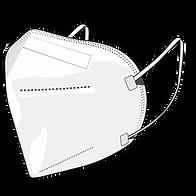 AVO+ Particulate Respirator earloop.png