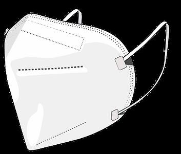 Respirator Mask Line Art.png