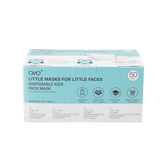 Little Masks for Little Faces - 50 box