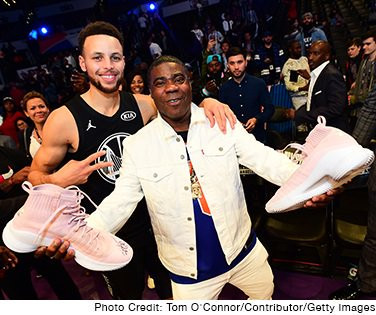 Yeezys, Jordans, All-Star Weekend, and the Law