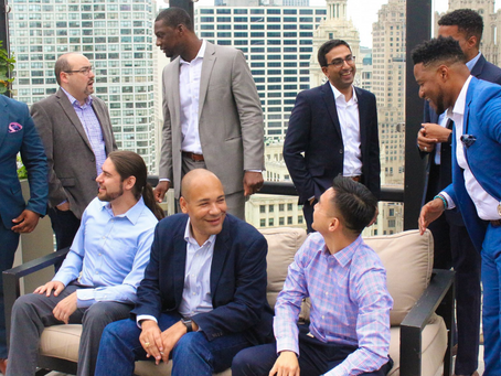 Lift As You Climb: Men of Color Project Addresses Lack of Diversity in the Legal Profession