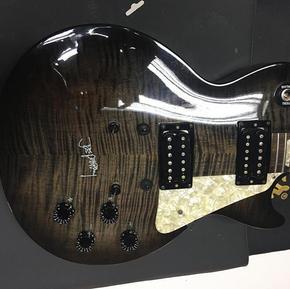 Gibson Signature Joe Perry, regulagem co