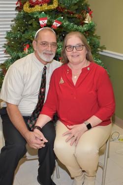Paul & Donna Pelissier