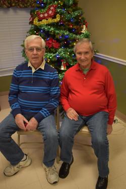 John Stemple & Warner Malson