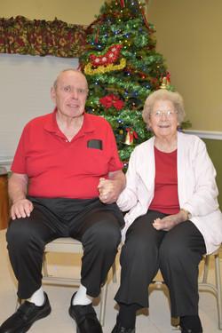 Rose Cobb's parents