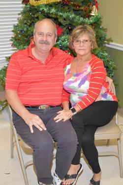 Dave & Vicki Hutchison