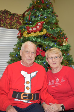 Ralph & Mary Wilcox
