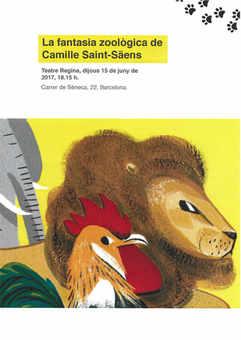 La fantasía zooógica de Camille Saint-