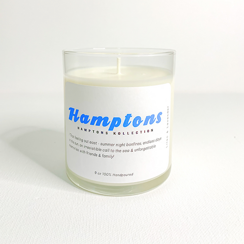 Hamptons Candle