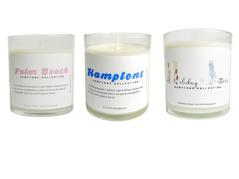 """The Perfect Candle """"Kollection"""""""