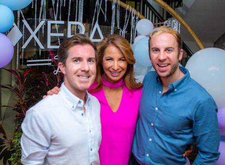 Jill Zarin Hosts Xera Luxe Grand Opening Event