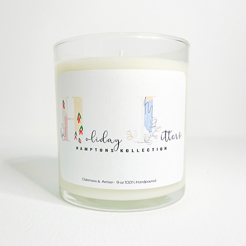 Holiday Jitters Candle