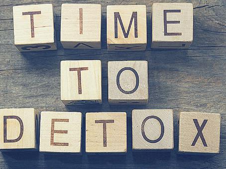 Detox Diet For Negative Traits