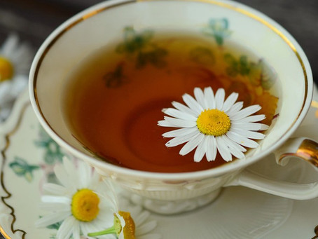 Calm Down With A Cuppa Chamomile Tea