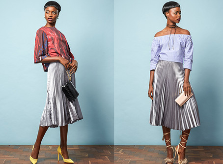 One Pleated Skirt, Three Ways to Style It