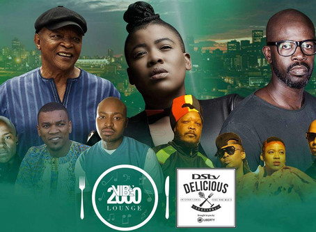Essays Of Africa Partners with Vibe 2000 at DStv Delicious