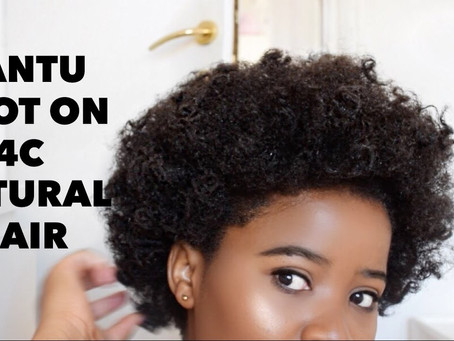 How To Do Bantu Knots With Natural Hair