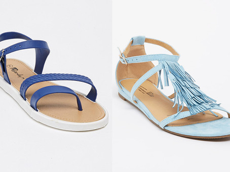 Swing Into Spring With These Sandals