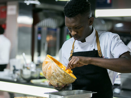 Chef Vusumuzi Ndlovu Wins S.Pellegrino Young Chef Semi-Final