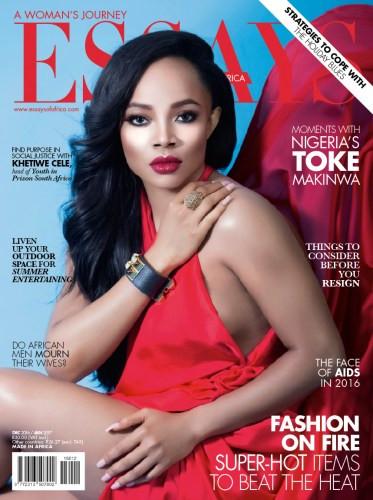 Essays of Africa Magazine December 2016/January 2017 Tokwe Makinwa