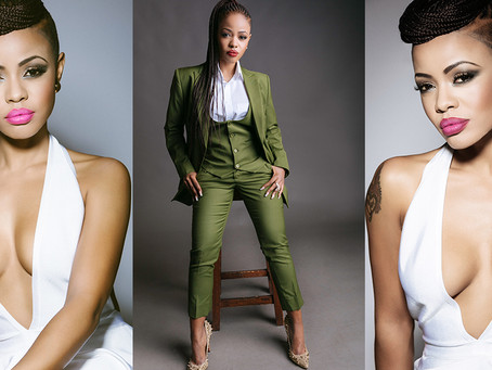 Zandie Khumalo Is The New Kid On The Block