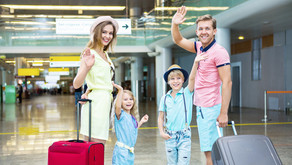 Make Holiday Travel With The Kids A Breeze