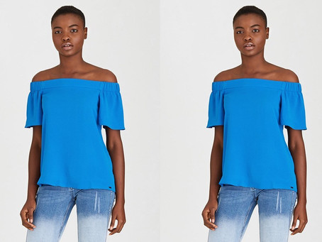 Off-The-Shoulders Are The New Crop Tops