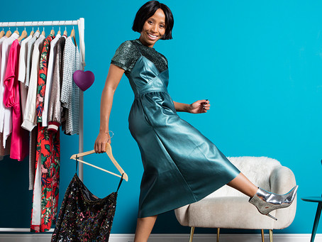 Swap Out Your Style With Palesa Mahlaba