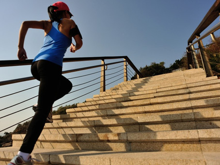 Stair Up Your Fitness Game