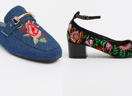 Top Eight Must-Have Embroidered Clothing Items