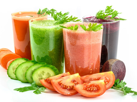 Detox Daily To Avoid Unhealthy Annual Purge