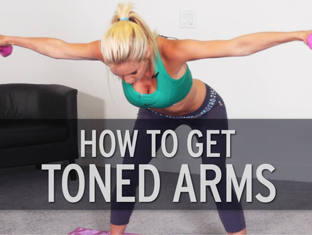 Say Goodbye To Arm Fat