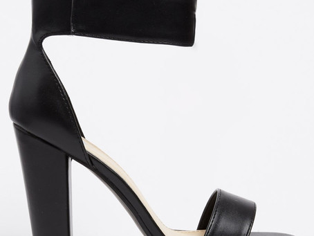 The Ankle-Strap Heel – A Seasonal Must
