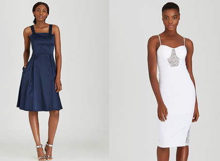 Impress With A Party Dress