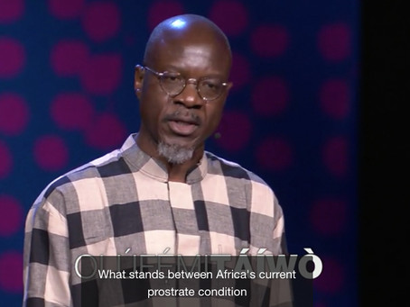 Africa Should Be The Centre Of Knowledge