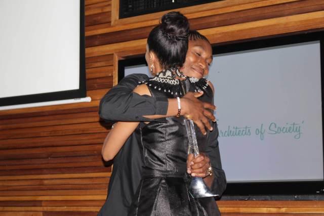 Caster Semenya Receives Athletic Excellence Award