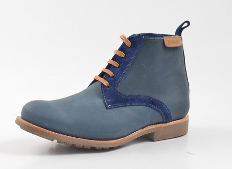 Chunky Men's Shoes Ideal For Work And Fun